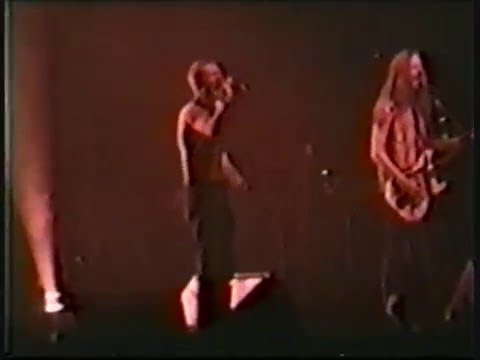 Alice in Chains Rotterdam live at Rotterdam 1993