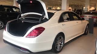 Mercedes S W222 на минималках, который вы захотите купить !