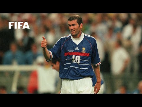 45 – Zinedine Zidane: France v Brazil 1998 – 90 World Cup Minutes In 90 Days