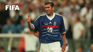 Matchday Live - 1998  Brazil vs. France