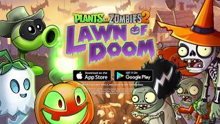 Lawn of Doom 2017 Animated Trailer | Plants vs. Zombies 2