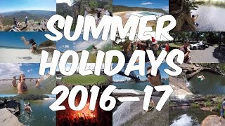 Three Seconds a Day: Summer Holidays 2016–17