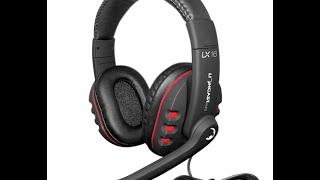 Lioncast LX16 Gaming Headset für PS3, PS4, Xbox360 PC & Mac - Unboxing