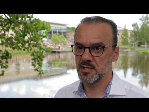 Film: Mer om Masterprogrammet i krishantering och fredsbyggande