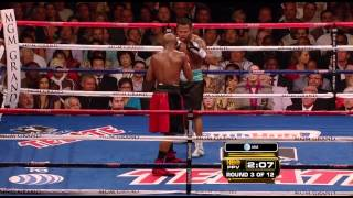 Floyd Mayweather Jr. vs. Shane Mosley 01.05.2010 HD
