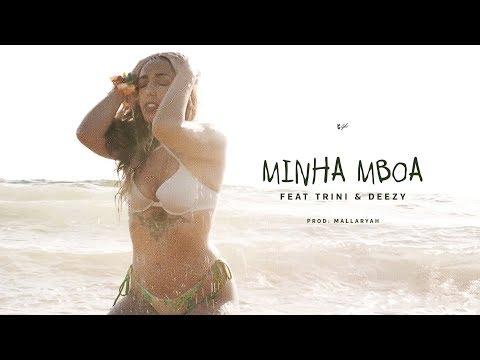 Monsta - Minha Mboa ( Feat: Trini & Deezy )