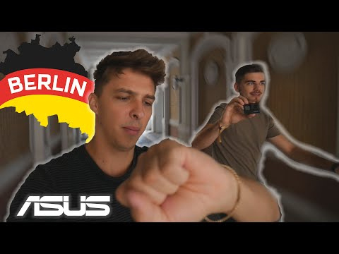 JDEME ZASE POZDĚ! | ASUS Berlin Trip