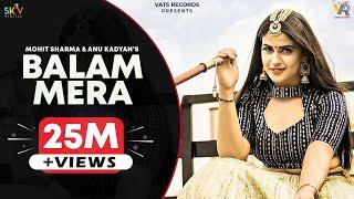 Mohit Sharma, Ak Jatti - Balam Mera| Deepak Yadav, Pranjal Dahiya| New Haryanvi Songs Haryanavi 2019