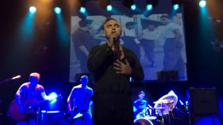 Trouble Loves Me   Morrissey   Albuquerque, NM   May, 14, 2014