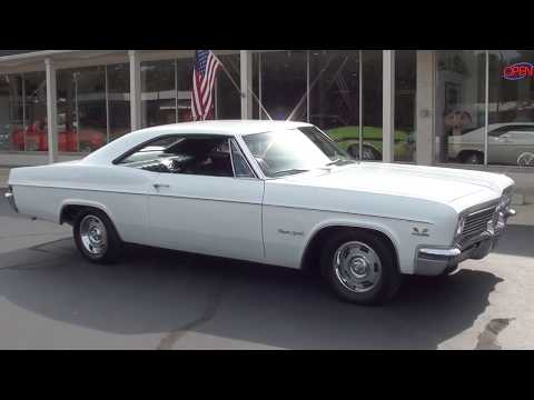 Video of '66 Impala SS - LUWU