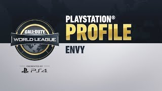 Team Envy: PlayStation Profiles