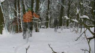 preview picture of video 'Snuni - Snow Unicycling'