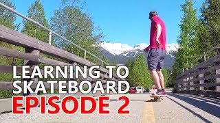 #5 Skateboard Beginner – Cruising