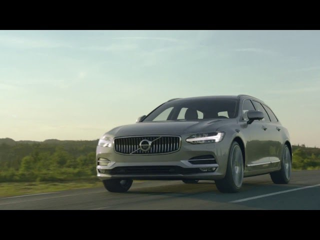 The New Volvo V90: The Pinnacle Of The Modern Estate