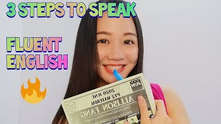 HOW TO SPEAK FLUENT ENGLISH || 3 EASY LIFE-HACKS