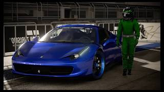 Gran Turismo Sport: Race Night N600 Supercars