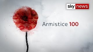 Armistice 100: The cemetery where the first and last WWI soldiers are buried
