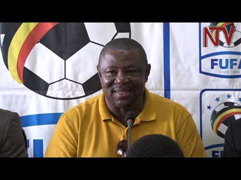 FUFA unveils Ghanian Samuel Paa Fabin as new U17, U20 head Coach