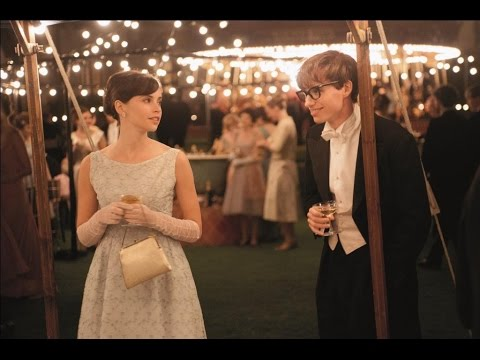 Video trailer för The Theory of Everything - Official Trailer #2 (Universal Pictures) HD