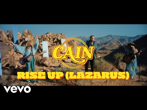 "CAIN ""Rise Up (Lazarus)"""