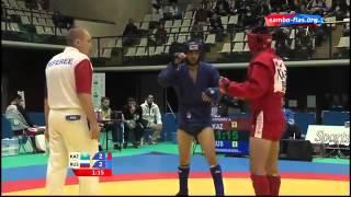 Arman Ospanov vs. Ruslan Gasankhanov 2014