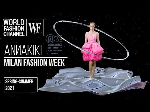 ANNAKIKI spring-summer 2021 | Milan Fashion Week