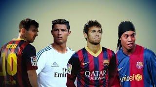 Craziest Skills Ever ● C.Ronaldo ● Neymar ● Messi ● Ronaldinho |HD