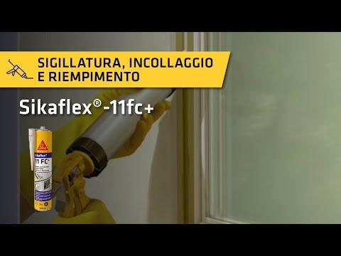 Tutorial: Sikaflex® 11FC+