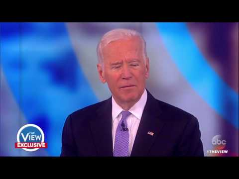 Vice Pres. Joe Biden Speaks About His Relationship With Pres. Obama | The View
