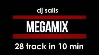DJ SALIS - MEGA MIX - 28 TRAKÓW W 10 MINUT ELECTRO & FIDGET