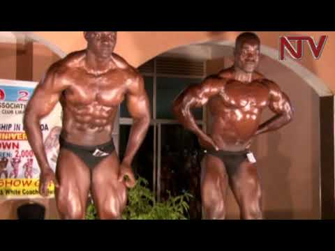 80 body builders to take part in the search for Kampala's muscle man