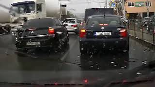 Аварии на дороге, приколы на дороге 2018 9 1