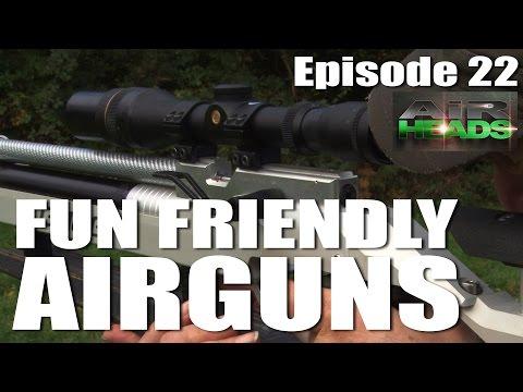 AirHeads – Fun, Friendly Airguns