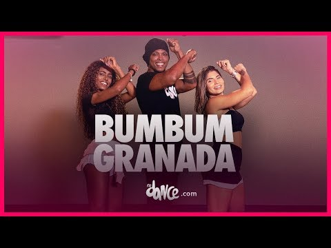 Download Bumbum Granada - MCs Zaac e Jerry | FitDance TV (Coreografia Oficial) Dance Video Mp4 HD Video and MP3