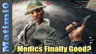Medics Finally Good? - Battlefield 5