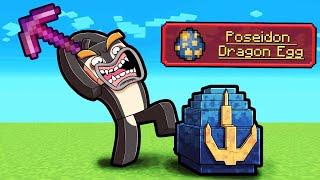 I Hatch a POSEIDON DRAGON in Minecraft? (Dragon Realm)