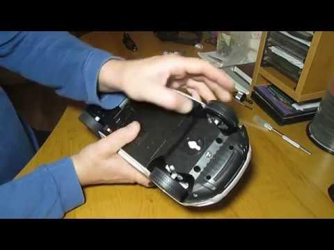 Ремонт радиоуправляемой игрушки модели land rover