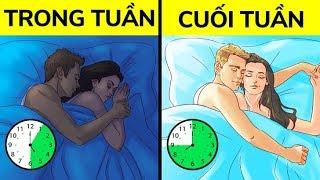 11 Thắc Mắc Về Giấc Ngủ Mà Bạn Luôn Muốn Biết Câu Trả Lời