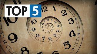 TOP 5 - Hry, ve kterých ovládáte čas
