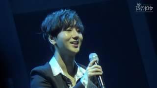 [Fancam] 170513 Yesung Spring Rain Concert -My Dear [13MKH]