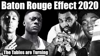 """""""Tables Are Turning"""" Baton Rouge Effect 2020"""