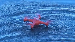 GP Toys - H2O Aviax (Waterproof) - Review and Lake Flight