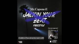 Mr.Capone-E -Freestyle Jacking Yo Beats