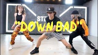 """Down Bad"" - Dreamville | @KANGFRVR x @iam_dytto x @j4ckson7 (Dance Video)"