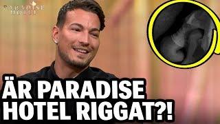 Q&A: Marcelos bästa sex i Paradise Hotel