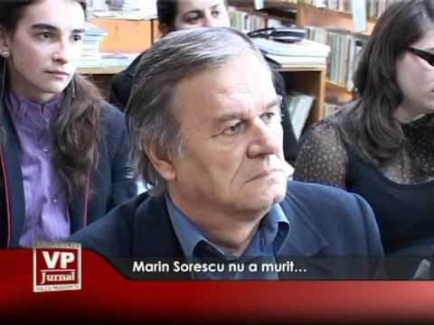 Marin Sorescu nu a murit…