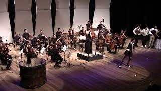 "#tbt10anos da Orquestra  – ""A Princesa e o Sapo"""