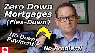 Zero Down Mortgage Canada | Regina Mortgage Broker Explains Home Purchase With No Money Down in 2020