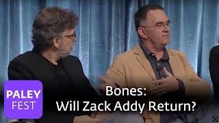 Bones - Will Zack Addy Ever Return?