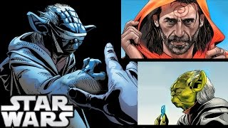 Yoda's NEW Master Before The Phantom Menace (Canon)   Star Wars Explained